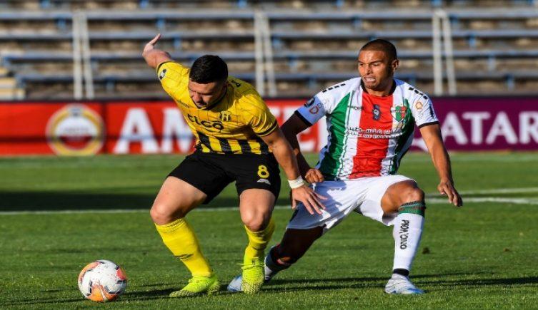 Previa para el Guaraní vs Palestino de la Copa Libertadores
