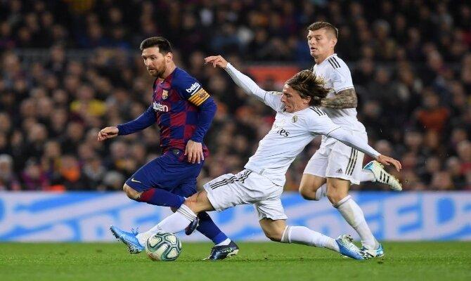 Previa para el Real Madrid vs Barcelona de la Liga Santander