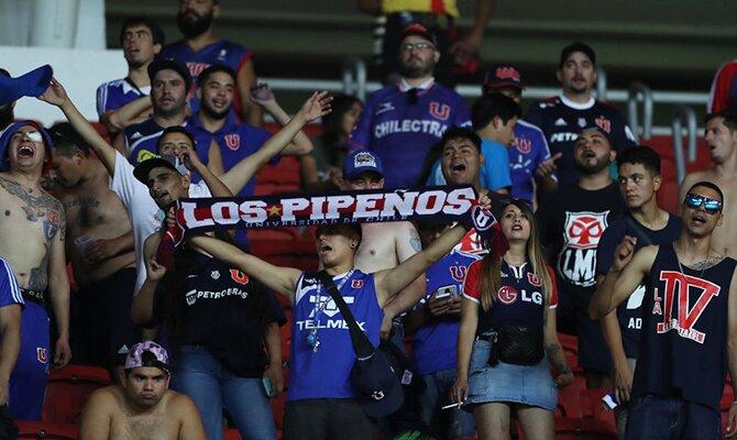 S. Wanderers recibe a la U. de Chile