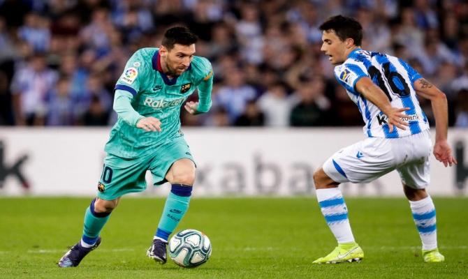Previa para el Barcelona vs Real Sociedad de la Liga Santander