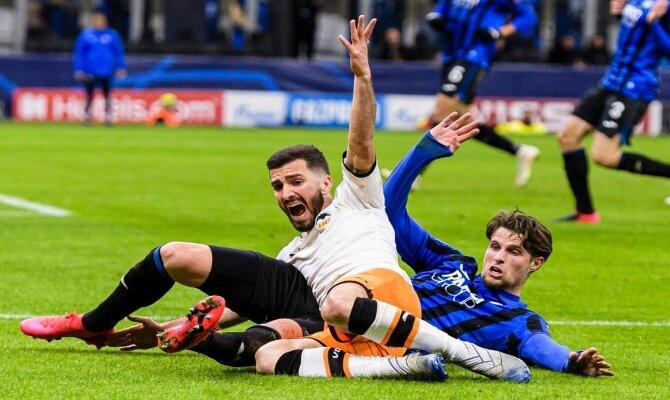 Previa para el Valencia vs Atalanta de la UEFA Champions League