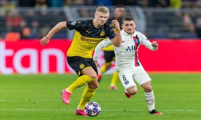 Previa para el Paris Saint Germain vs Borussia Dortmund de la UEFA Champions League