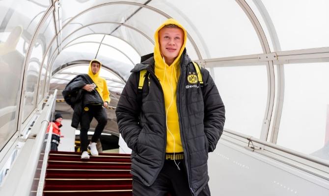 ¿Cambiará de club Erling Haaland para la próxima temporada?