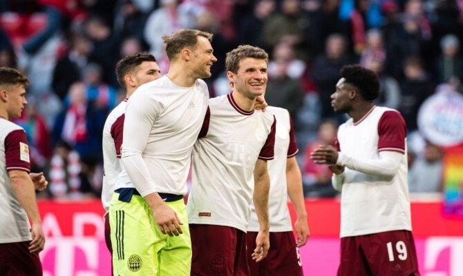 Previa para el Unión Berlín vs Bayern Munich de la Bundesliga