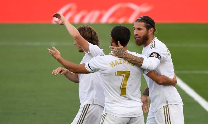Previa para el Real Madrid vs Valencia de la Liga Santander
