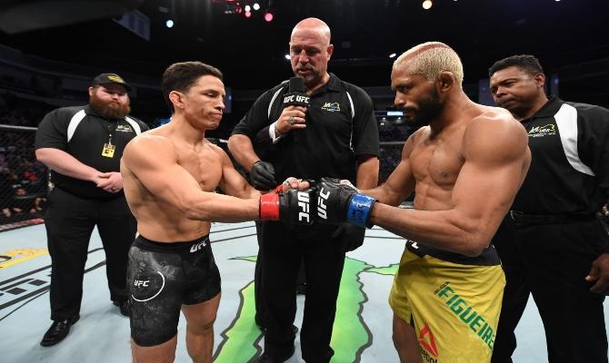 Apuesta para un nuevo combate de la UFC