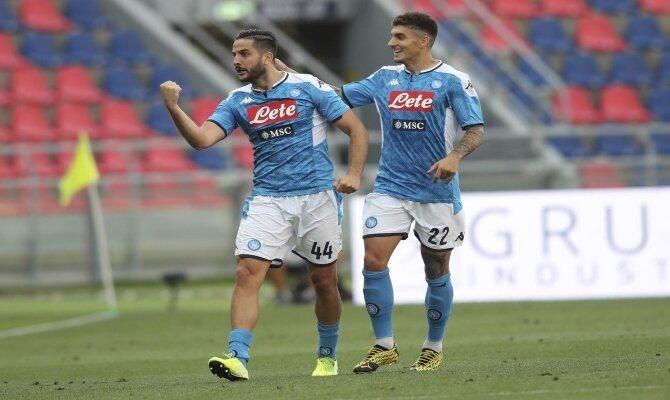 Previa para el Inter de Milán vs Napoli de la Serie A de Italia