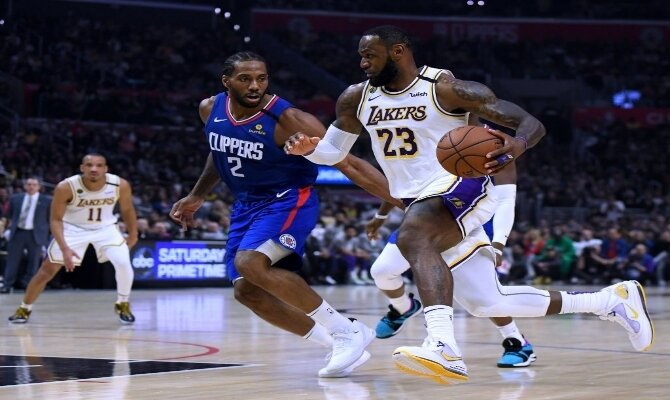 Previa para el partido entre Los Ángeles Lakers vs Los Ángeles Clippers de la NBA