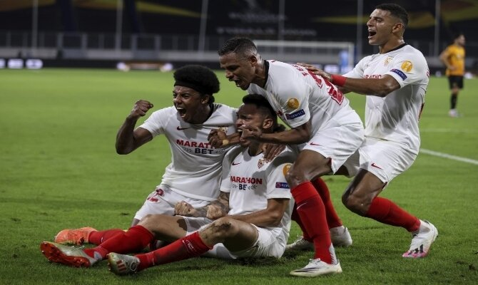Previa para el Sevilla vs Manchester United de la UEFA Europa League
