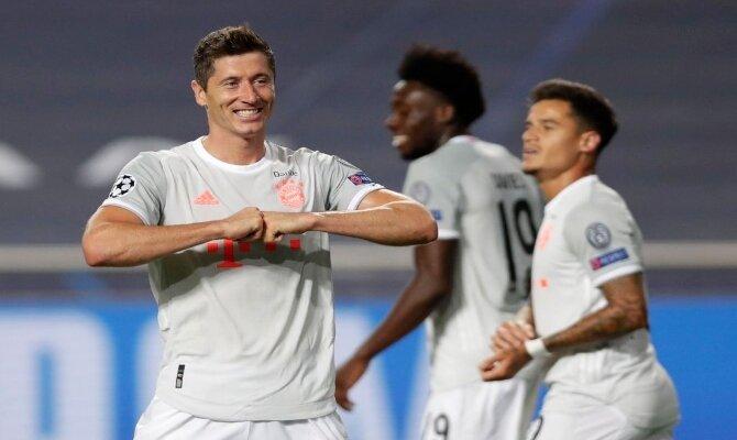 Previa para el Lyon vs Bayern Munich de la UEFA Champions League