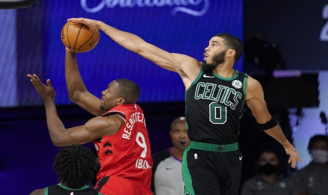 Previa para el Toronto Raptors vs Boston Celtics de la NBA