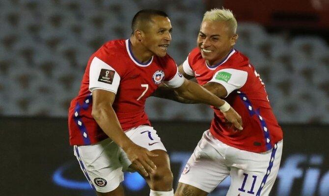 Previa para el Chile vs Colombia de las Eliminatorias CONMEBOL