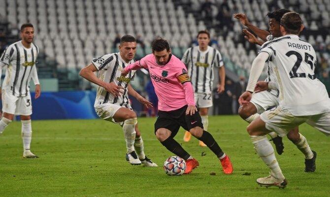 Previa para el Barcelona vs Juventus de la UEFA Champions League