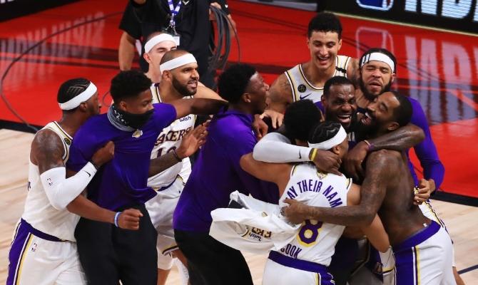 Las cuotas para campeón de la nueva temporada de la NBA