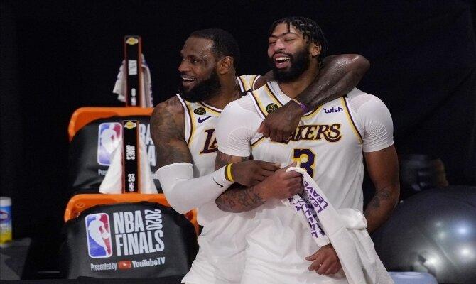 Previa para el Los Ángeles Lakers vs Los Ángeles Clippers de la NBA