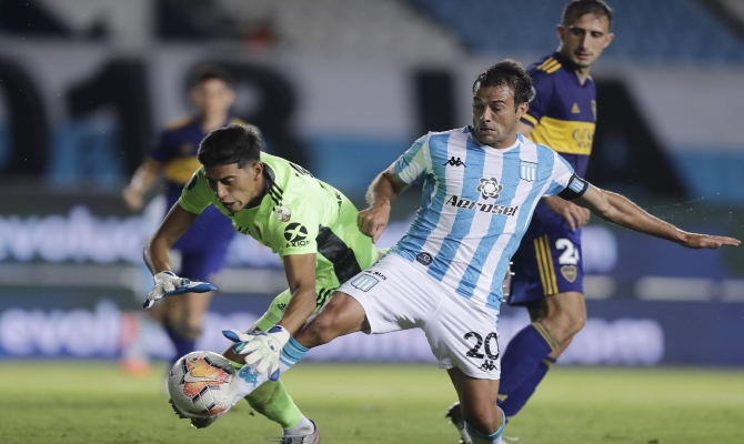 Previa para el Boca Juniors vs Racing de la Copa Libertadores
