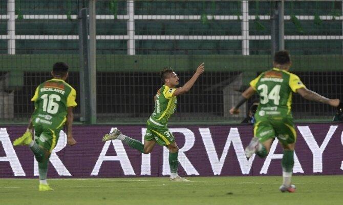 Previa para el Defensa y Justicia vs Coquimbo de la Copa Sudamericana