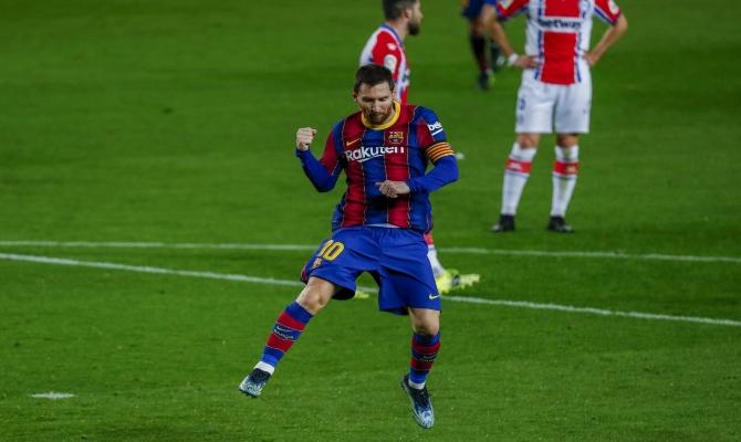Lionel Messi quiere seguir agrandando su historia marcando este martes en el Barcelona vs PSG