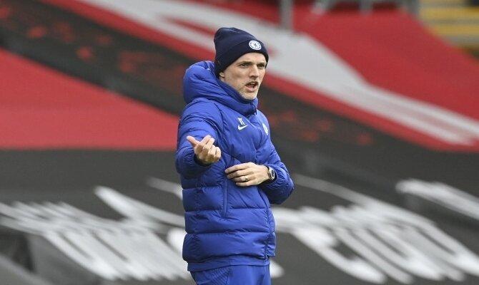 Tuchel quiere seguir con su racha ganadora y vencer en este Chelsea vs Manchester United