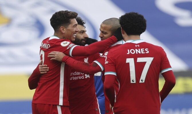Firmino y Salah esperan devolver al Liverpool a la senda del triunfo en la Premier en este Liverpool vs Everton