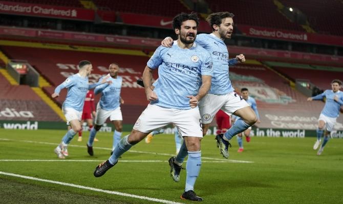 Gundogan y compañía esperan seguir en esta senda triunfal y ganar este Manchester City vs Tottenham