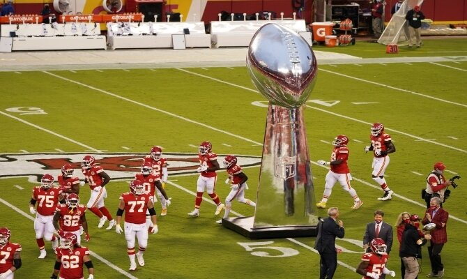 Los Chiefs quieren repetir el logro del año pasado en este Superbowl LV