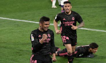 Casemiro quiere ser fundamnetal en la ida de este Atalanta vs Real Madrid
