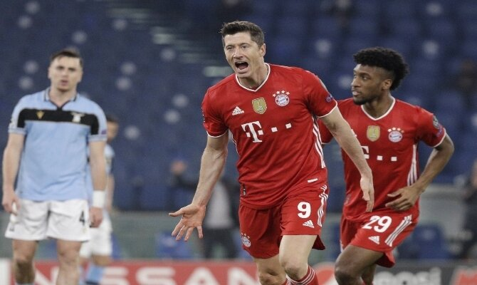Lewandowski quiere ser protagonista ante su ex equipo en este Bayern Munich vs Borussia Dortmund