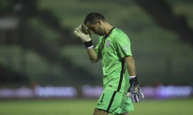 Claudio Bravo dirá presente en este amistoso entre Chile vs Bolivia a disputarse en Rancagua