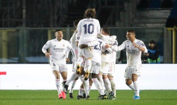 Liderados por Modric, los locales quieren cumplir con los pronósticos en este Real Madrid vs Atalanta