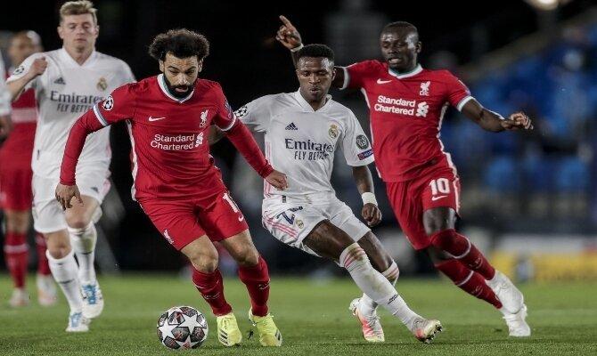 De la mano de Salah, los Reds buscan la remontada en el Liverpool vs Real Madrid. Revisa las cuotas.