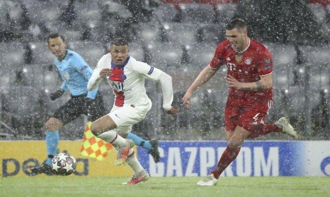 Kylian Mbappé, cuenta con gran influencia en los pronósticos para el PSG vs Bayern Múnich