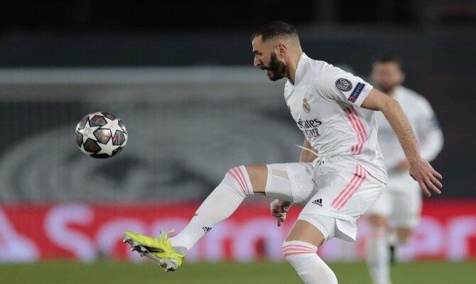 Karim Benzema quiere robarse las miradas en este Real Madrid vs Liverpool