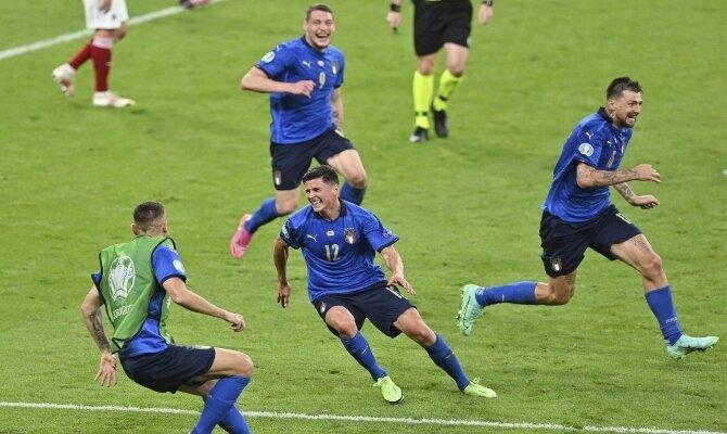 Este martes Italia vs España chocarán por la primera semifinal de la Euro 2020